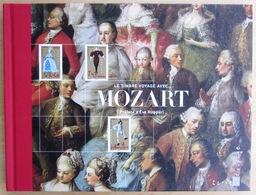FRANCE               LE TIMBRE VOYAGE AVEC MOZART - Stamps