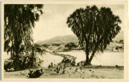 ERITREA Passaggio Di Un Fiume  Ed. Istituto Coloniale Fascista - Eritrea