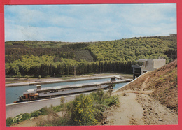 CPM-57-Canal De La Marne Au Rhin -Plan Incliné ST LOUIS -ARZVILLER ** 2 SCANS - Arzviller