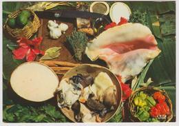 97 - CUISINE ANTILLAISE - Daube De Lambis - Ed. Hachette Antilles N° 7857 - Coquillage - Recettes (cuisine)