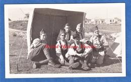 Photo Ancienne - à Situer - Groupe De Soldat Du 41e Régiment à Identifier - Transmissions Télégraphie Radio - Oorlog, Militair
