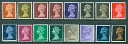 GB-Machins-1967 MH 1- MNH (**) - 1952-.... (Elizabeth II)