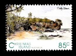 Christmas Island 1993 Mi.nr.:384 Landschaften  Oblitérés / Used / Gestempeld - Christmas Island