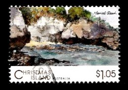 Christmas Island 1993 Mi.nr.:386 Landschaften  Oblitérés / Used / Gestempeld - Christmas Island