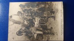 SALON 1914 SOCIETE DES ARTISTES FRANCAIS MAURICE ORANGE L'ORDRE ET LE GENERAL - Malerei & Gemälde