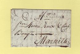 Port Maurice - 108 - Courrier De 1810 - Departement Conquis De Montenotte - 1792-1815: Conquered Departments