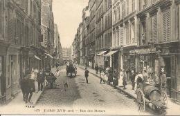 75 PARIS XVII  Des Rue Moines - Arrondissement: 17