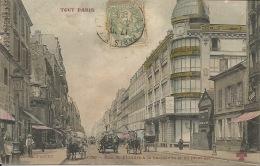 75 PARIS  19 ème  Rue De Flandre à La Hauteur Du N°24 - Arrondissement: 19