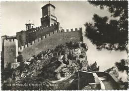X4472 Repubblica Di San Marino - La Rocca / Non Viaggiata - San Marino