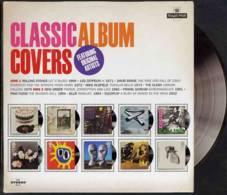 Great Britain 2010 Classic Album Covers MUSIC ROCK ROLLING STONES SELF ADHESIVE Perf M/sheet Set Of 10 Values U/m - 1952-.... (Elizabeth II)