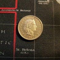 20 Cent Suisse 1984 Helvetia - Suisse