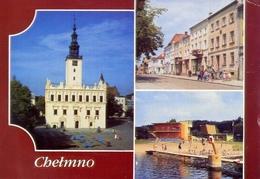 Chelmno - Formato Grande Viaggiata Mancante Di Affrancatura – E 7 - Cartoline