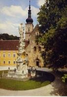 Cistercienser - Abtei Heiligenkreuz No - Cistercian Abbey Heiligenkreuz Austria Founded 1133 - Formato Grande Non Viaggi - Cartoline