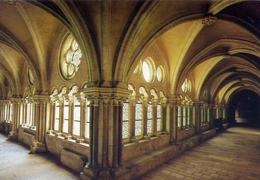 Cistercienser - Abtei Heiligenkreuz No - Cistercian Abbey Heiligenkreuz Lower Austria Founded 1133 Cloister - Formato Gr - Cartoline