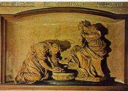 Cistercienser - Abtei Heiligenkreuz No - Fubwaschung V.g. Giuliane 1705 - Foot Washing - Formato Grande Non Viaggiata – - Cartoline