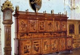 Cistercienser - Abtei Heiligenkreuz No - Sakriste - Paramentenschrank Mit Intarsien - Formato Grande Non Viaggiata – E 7 - Cartoline