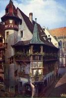 Colmar - Maison Pfster Datant De 1537 - Formato Grande Non Viaggiata – E 7 - Cartoline