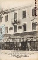 VILLEFRANCHE-SUR-SAONE DEVANTURE TERMINUS HOTEL J.B. GORIG 69 - Villefranche-sur-Saone
