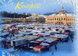 Kuopio - Formato Grande Viaggiata – E 7 - Cartoline