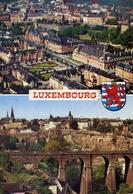 Luxembourg - Formato Grande Viaggiata – E 7 - Cartoline