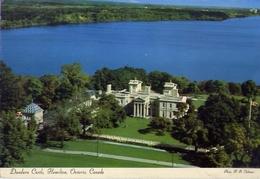 Dundurn Castle - Hamilton - Ontario - Canada - Formato Grande Viaggiata – E 7 - Cartoline