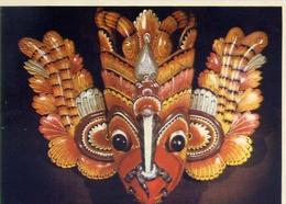 Mask - Garuda Raksha - Sri Lanca - Formato Grande Non Viaggiata – E 7 - Cartoline