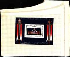 72268) GRENADA+GRENADINES-1977-QEII Royal VISITA IN SILVER JUBILEE - BF.26...-MNH** - Grenada (1974-...)