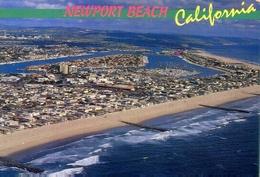 Newport Beach - California - Formato Grande Viaggiata Mancante Di Affrancatura – E 7 - Cartoline