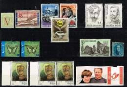 Belgien, 2 Steckkarten **/o - Sammlungen