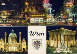 Wien - Formato Grande Viaggiata Mancante Di Affrancatura – E 7 - Cartoline