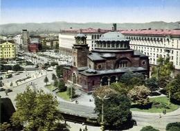 Sofia - La Place Lenine - Formato Grande Non Viaggiata – E 7 - Cartoline