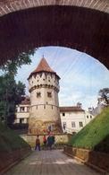 Sibiu - Formato Grande Viaggiata – E 7 - Cartoline