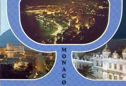 Monaco - Formato Grande Viaggiata Mancante Di Affrancatura – E 7 - Cartoline