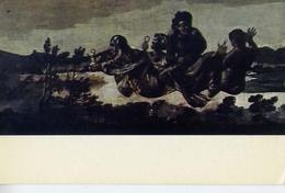Museo Del Prado - Goya - El Destino - Le Destin - Formato Grande Viaggiata – E 7 - Cartoline