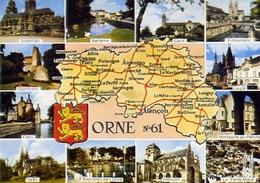 Orne - Formato Grande Non Viaggiata  – E 7 - Cartoline