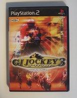 PS2 Japanese : G1 Jockey 3 / SLPM-62277 - Sony PlayStation