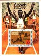 72273) GRENADA+GRENADINES- 1975-PPAN AMERICA GAME MEXICO CITY-BF.14-USATO - Grenada (1974-...)