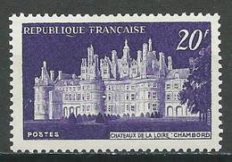 France YT N°924 Chateau De Chambord Neuf ** - France