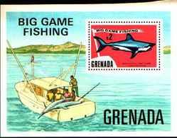 72276) GRENADA- 1975-PESCA SPORTIVA-BF.36-MNH** - Grenada (1974-...)