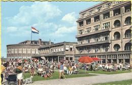OLANDA - NEDERLAND - Paesi Bassi - Holland - Noordwijk Aan Zee - Terras Hotel Huis Ter Duin - Not Used - Noordwijk (aan Zee)