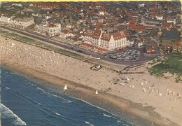 OLANDA - NEDERLAND - Paesi Bassi - Holland - 19?? - Missed Stamp + Flamme - Noordwijk Aan Zee - Luchtopname, Strand Met - Noordwijk (aan Zee)