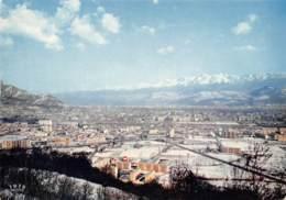 GRENOBLE Ville Olympique Vue Generale Au Fond La Chaine De Belledonne 18(scan Recto-verso) MA1433 - Grenoble