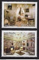 MONACO 2012  - Paire Y.T. 2827 Et 2828 - NEUF ** - Monaco