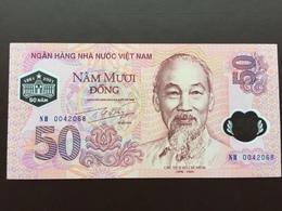 VIETNAM P118 50 DONG 2001 UNC - Vietnam