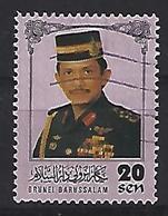 Brunei 1996 Sultan  20c (o) - Brunei (1984-...)