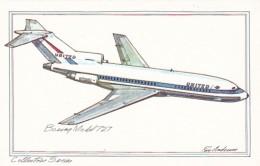 United Airlines Boeing Model 727 - 1946-....: Era Moderna