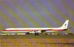 Eagle Air DC-8-63 - 1946-....: Moderne