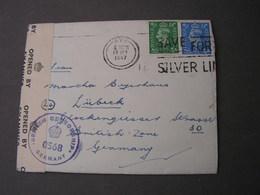 GB Old Cv. 1947  Cenzor - 1902-1951 (Könige)