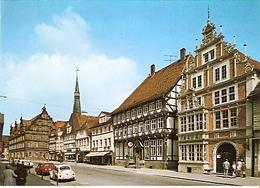 Hameln - Oststraße Mit Sehenswürdigkeiten (470) - Hameln (Pyrmont)