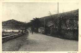 RIVEL (Aude) Avenue De Chalabre RV - Francia